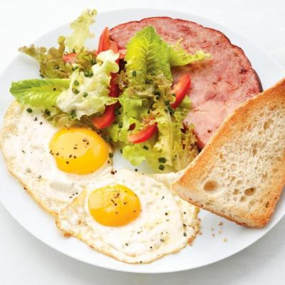 ,,Ham and Eggs,,